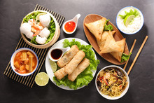 Selection Of Asian Food- Sprin...