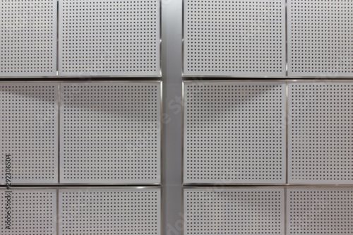 Soundproof walls of the meeting room. Canvas-taulu