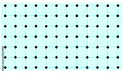 Recess Fitting Pattern seamless pattern