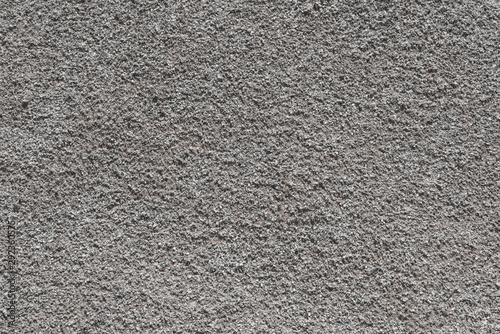 Fotografering Building gray silt fine sand grunge texture background closeup