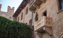 Juliet Balcony, Location Of Shakespeare's Play.