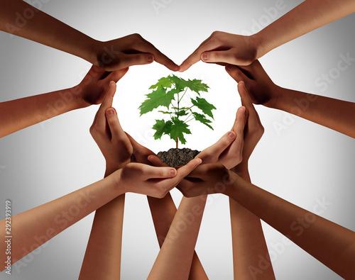 Fotomural  Earthday Earth Day