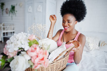 Young African American Woman I...