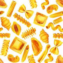 Italian Pasta Food Set Waterco...