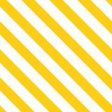 Jasny żółty kolor lato dekoracyjne ukośne tło wykonane z linii geometrycznych Żółty wzór - 292418304