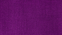 Blank Purple Woven Fabric Back...