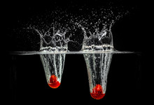Water Splash Photography: Two ...