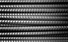 Steel Bars For The Metal Build...