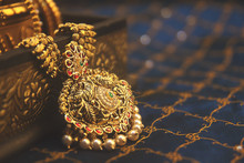 Indian Traditional Antique Gol...