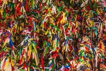 Holy Tree Bright Silk Ribbons ...