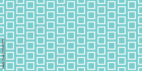 1950s Diner Pattern | Retro Soda Fountain Background | Seamless Wallpaper Canvas Print