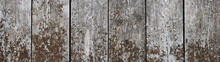 Natural Gray Wooden Planks Cov...