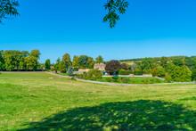 Beautiful Cotswolds Landscape ...