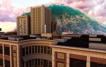 Tsunami Wave Apocalyptic Water...