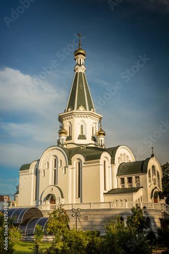 Alexander Nevsky Church in Kaliningrad