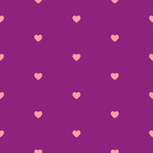 Seamless Polka Dot Red Pattern...