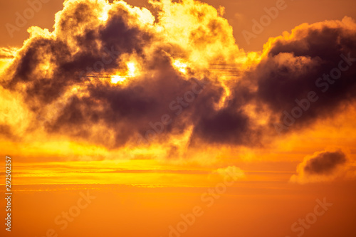 Fotomural  長崎の夕陽
