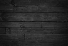 Vintage Black Wood Textured