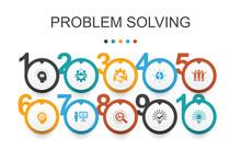Problem Solving Infographic De...