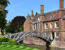 Mathematical Bridge In Cambrid...