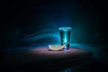 Club Drink Concept. Tasty Alco...