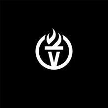 Torch Logo Icon Designs