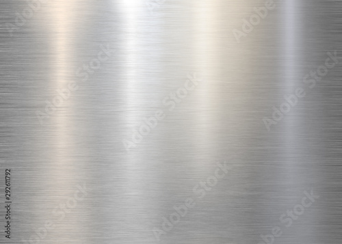 Fine brushed metal steel or aluminum texture
