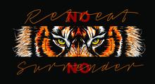 Tiger Illustration Graphic Design Resource