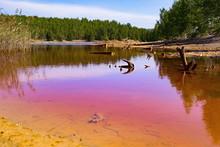 Colored River