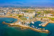 Cyprus. Protaras. The Port Of ...