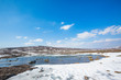 Lake on Putorana Plateau, Krasnoyarsk region