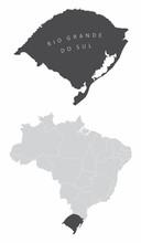 Rio Grande Do Sul State Brazil