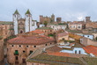 Medieval town of Trujillo in Extremadura, Spain