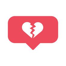 Broken Heart Social Network Li...