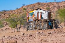 Wellblechhütte, Armut In Nami...