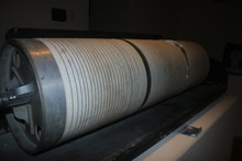 Large Paper Rolls To Write Down Any Seismic Activities