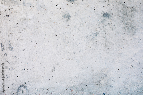 Fototapeta Light gray concrete texture. Abstract building architectural background obraz