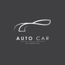 Car Logo With Modern Concept. ...