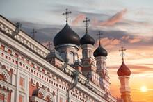 European City Of Grodno In Bel...