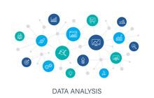 Concept Data Analysis Web Icon...