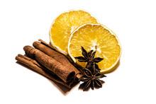 Cinnamon Sticks Dried Oranges ...