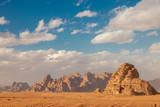 Wadi Rum desert (reserve), Jordan
