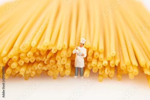 Photo spaghetti