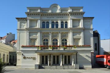 Polish theatre in Poznan - Poland