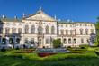 Krasinski Palace and Garden in Warsaw