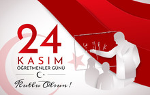 Turkish Holiday Happy Teacher'...