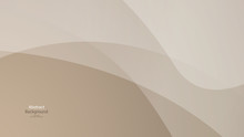 Brown Tone Color Background Abstract Art Vector