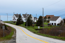 Villages And Countryroads Of Nova Scotia In Canada