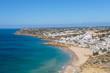 """Küste, Klippen und Meer am Wanderweg """"Rota Vicentina"""" (Historischer Weg, Fischerweg) im Süden von Portugal"""