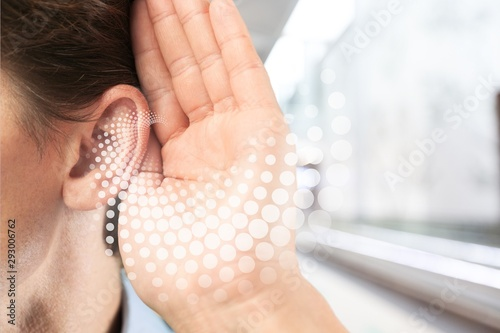 Fotomural  Hearing sound test loss adult disorder aid